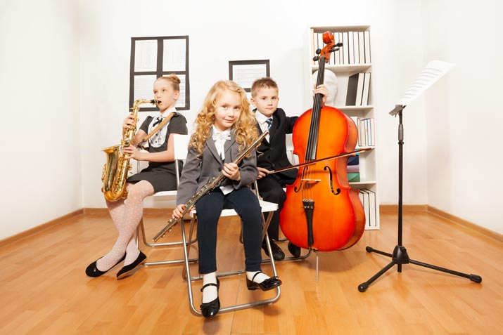 Corsi di Musica per Bambini Ragazzi Padova