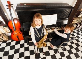 Lezione Musica Ragazzi Padova