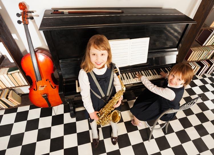 Scuola di Musica per Bambini e Ragazzi Padova