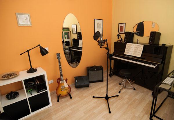 CantArte Music Academy Entrata