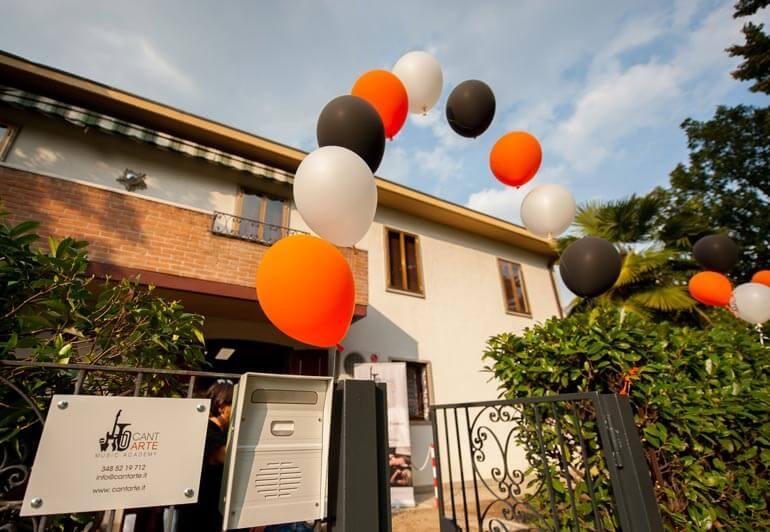 Inaugurazione nuova sede di CantArte