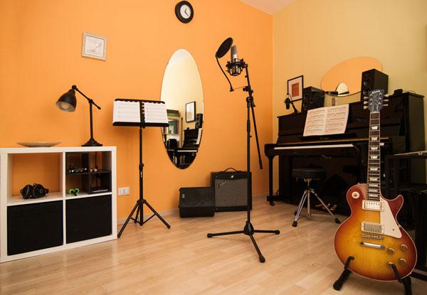 Foto interno sede Cantarte