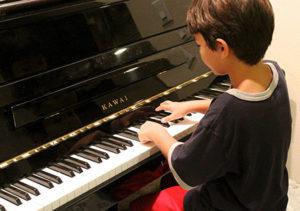 frequenza corso musica bambini