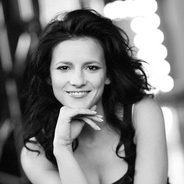 Insegnante di canto Alessandra Mella