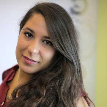 Insegnante di canto Stefania Fugolo