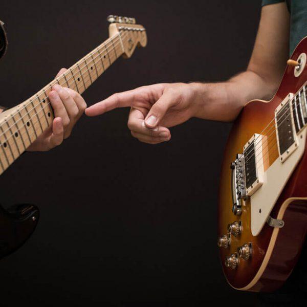 Lezioni di Chitarra Acustica / Elettrica / Jazz