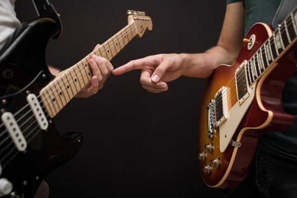 lezioni di chitarra a Padova