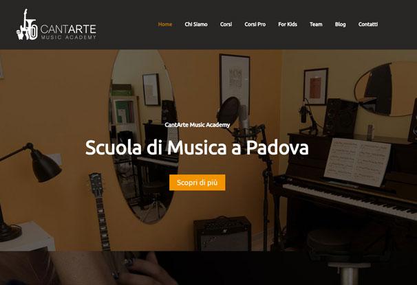 realizzazione siti web Padova Magnet Marketing