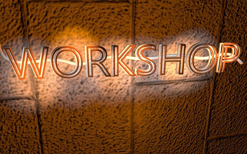 Workshop CantArte di ottobre e novembre